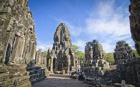 2 Days Angkor Wat, Preah Khan & Banteay Srey Day Tour
