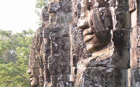 Angkor Wat, Bayon, Ta Promh & Kbal Spean: 2-Day Tour