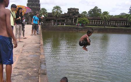 Angkor Wat, Bayon, Ta Prohm, and Kbal Spean: 2-Day Tour