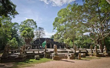 2 Days Angkor Wat, Bayon, Ta Promh & Beng Mealea Tour
