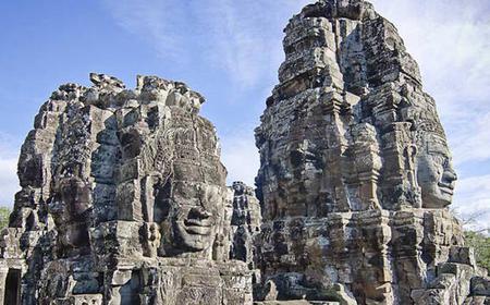 Siem Reap: Angkor Wat Temples 2-Day Tour