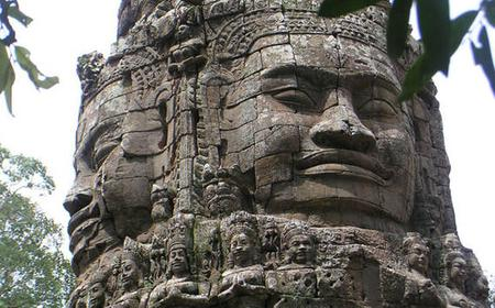 2 Days Angkor Wat, Bayon, Banteay Srey & Beng Mealea