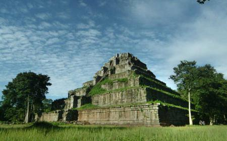Siem Reap: Beng Mealea and Koh Ker Temples Day Tour
