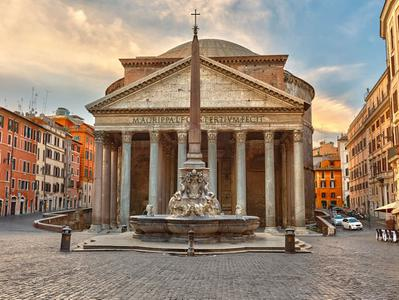 Rome in One Day - Walking with Skip the Line Tour to Palatine Hill Roman Forum and Colosseum