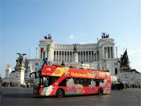Rome 48-Hour Hop On Hop Off Bus Tour + Skip the Line Colosseum Vatican Museums and Sistine Chapel Tickets