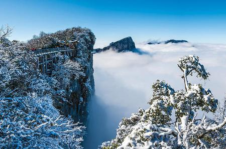 Private 6-Night Zhangjiajie Trekking Tour