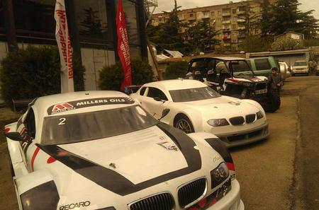 Tbilisi Driving Experience on Sport Track