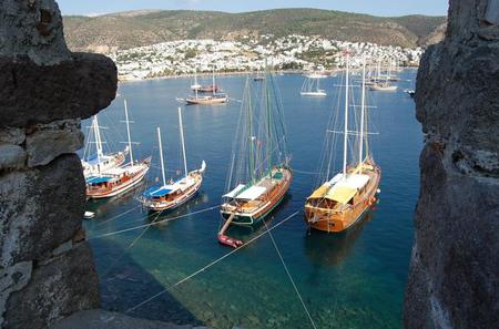 Bodrum Castle Underwater Archeology Musuem with Private Guide and Van