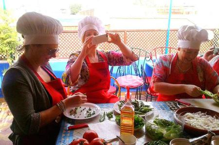 Moroccan Cooking Class in the Medina of Marrakech