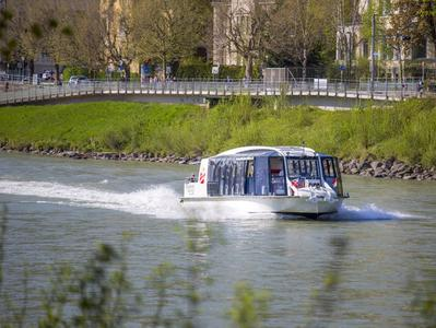 Hellbrunn Cruise with Hellbrunn Palace and Trick Water Fountains Tour