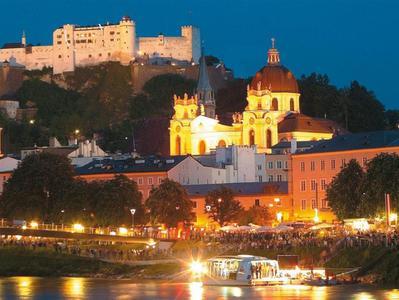 Salzburg Best of Mozart Fortress Concert with Candlelit Dinner
