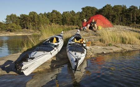 Discover Sweden: 3-Day Archipelago Kayak and Camping