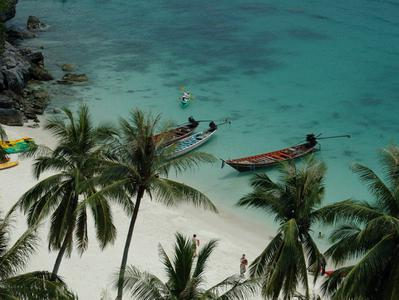 Full Day Coral Island Snorkeling by Long Tail Boat