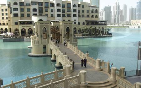 Dubai Stopover Tour: Sightseeing in a Day