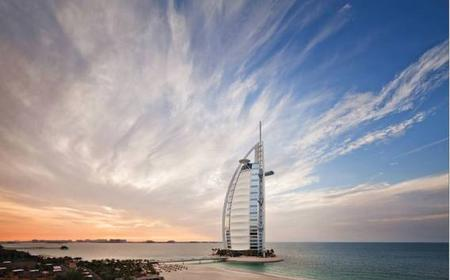 Dubai: Cocktails at Burj Al Arab with Private Transfer