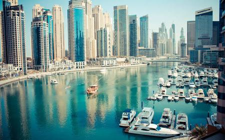 Dubai Full-Day Top Highlights Tour with Cruise & Dinner