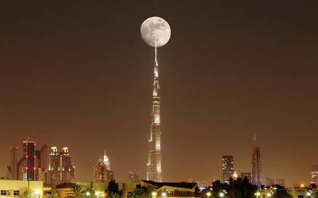 Dubai 4-Hour Tour: Burj Khalifa Sunset and Dinner