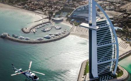 Dubai Helicopter Flight: 22-Minute Explorer Tour