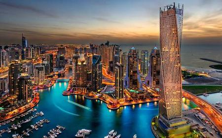 Dubai: 5-Hour Sunset Tour with Burj Khalifa Tickets
