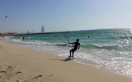 Dubai: 4-Hour Kitesurfing at the Beach Activity