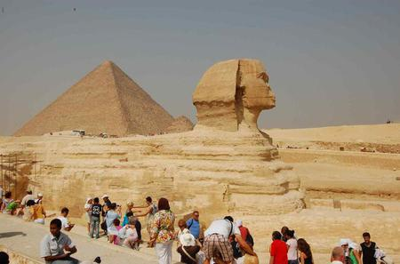 Group Day Tour to Cairo From Sharm El Sheikh by Bus