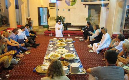 Dubai: Culture and Cuisine Private 3-Hour Evening Tour