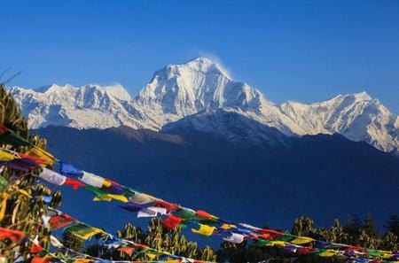 Kathmandu Day Hike in Kakani