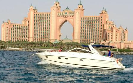 Dubai: 2 Hour Luxury Yacht Charter from Dubai Marina