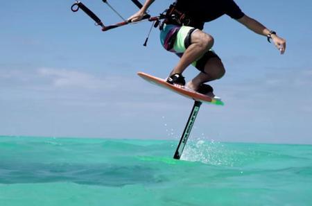 Discover Hydrofoil Kiteboarding in Cabarete