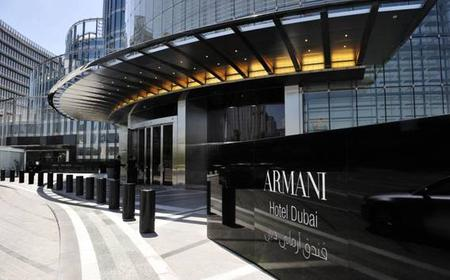 Dubai City Tour with Lunch at Deli Armani