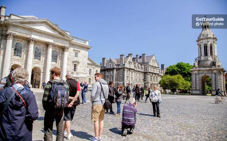 The Best of Dublin: City Tour in German