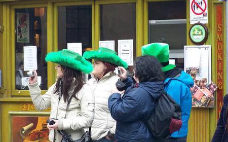 Dublin: city tour on St. Patrick's Day