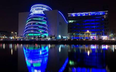 24hrs Hop On-Off 3 routes & Dublin Twilight Tour by Bus