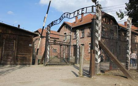 From Krakow: Auschwitz-Birkenau Memorial Guided Tour
