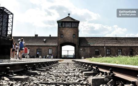 Auschwitz-Birkenau Museum & Camp Tour from Krakow