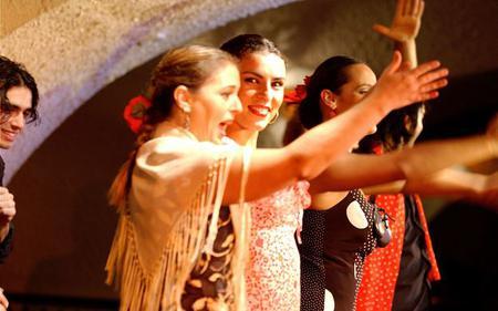 Barcelona Flamenco Show at Tablao Cordobés