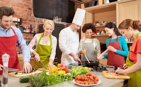 Verona: Italian Veggie Meal Private Cooking Class