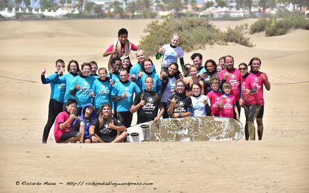 Surfing or Bodyboarding Lesson, Gran Canaria