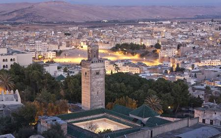 Morocco 5 Day Tour - From Costa del Sol
