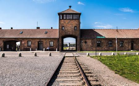 Auschwitz-Birkenau & Wieliczka Salt Mine: Full-Day Tour