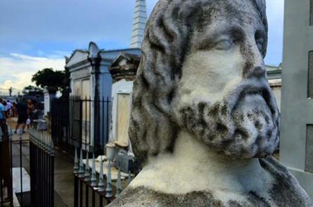 St. Louis Cemetery No. 1 Tour