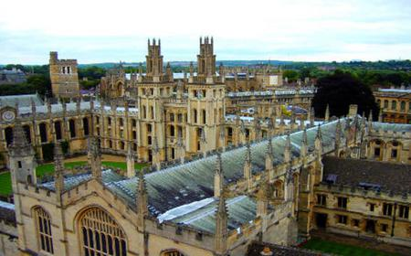 Oxford, Stratford & Warwick Castle New Year's Day Tour