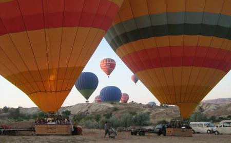Kappadokien Heißluft-Ballon-Fahrt