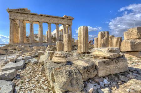 Acropolis Walking Tour and Acropolis Museum Visit