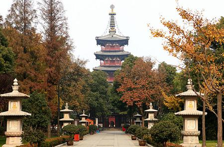 Private Suzhou Day Tour of Lingering Garden and Hanshan Temple