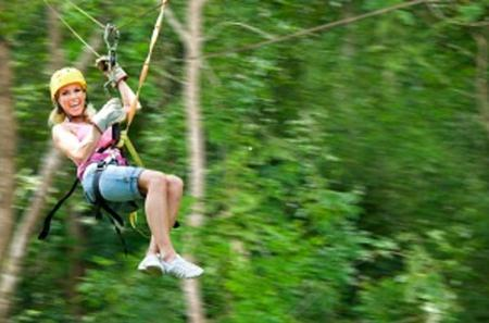 Dominica Shore Excursion: Wacky Rollers Adventure Park