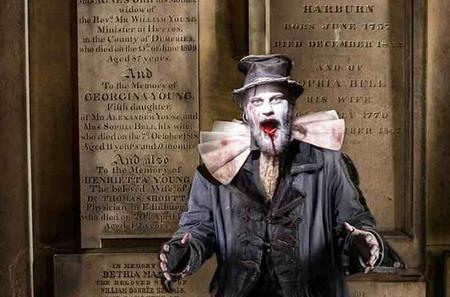Extreme Paranormal Underground Ghost Tour in Edinburgh