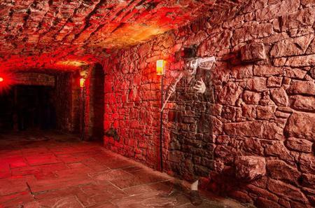 Edinburgh Famous Underground Ghost Tour
