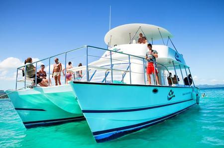 Punta Rusia VIP from Rio San Juan