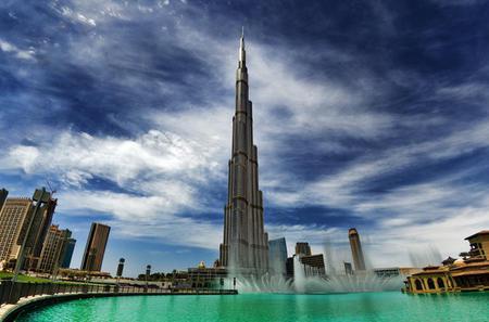 Modern Dubai Tour with Burj Khalifa Visit